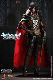 Captain Harlock sběratelská figurka Movie Masterpiece 1/6 30 cm