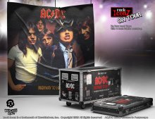 AC/DC Rock Ikonz On Tour Highway to Hell Road Case Socha + Stag