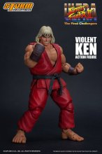 Ultra Street Fighter II: The Final Challengers Action Figure 1/1