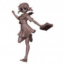Higurashi: When They Cry - GOU PVC Socha Rena Ryugu 17 cm