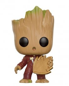 Guardians of the Galaxy 2 POP! Vinyl Bobble-Head Young Groot wit