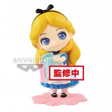 Disney Q Posket Sweetiny mini figurka Alice Normal Color Ver. 10
