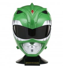 Power Rangers Legacy Cosplay Replica 1/1 Green Ranger Helmet 36