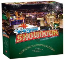 Avalon Hill desková hra Vegas Showdown english