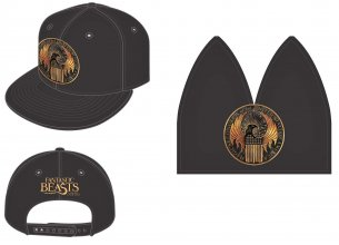 Fantastic Beasts Snap Back Cap Fantastic Beasts & Where To Find