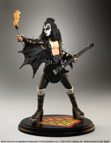 Kiss Rock Iconz Socha 1/9 The Demon (ALIVE!) 20 cm