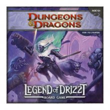 Dungeons & Dragons desková hra The Legend of Drizzt english