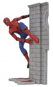 Spider-Man Homecoming Marvel Gallery PVC Socha Spider-Man 25 cm
