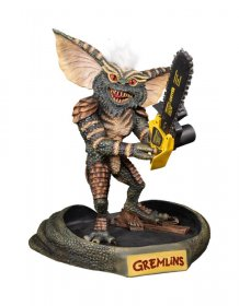 Gremlins Socha 1/2 Stripe with Chainsaw 47 cm