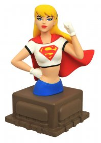 Superman The Animated Series Bust Supergirl 15 cm