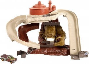 Star Wars Episode VI Hot Wheels Playset Rancor Rumble Track Set