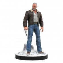 Marvel Comic Premier Collection Socha Old Man Logan 23 cm