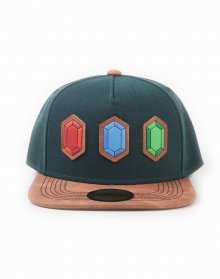 The Legend of Zelda Snapback čepice Rupee