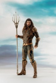 Justice League Movie ARTFX+ Socha 1/10 Aquaman 20 cm
