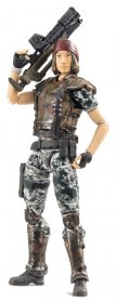 Aliens Colonial Marines Action Figure 1/18 Redding Previews Excl