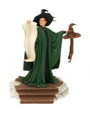 Harry Potter Socha Professor McGonagall with Sorting Hat 25 cm