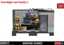 Five Nights at Freddy´s Medium Stavebnice Backstage (Class