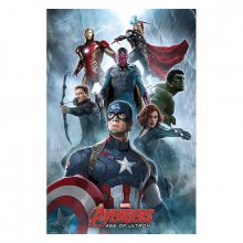 Plakát Avengers Age of Ultron Encounter 61 x 91 cm