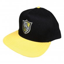 Harry Potter Curved Bill Cap Badge Hufflepuff