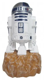 Star Wars Garden Ornament Coloured R2-D2 42 cm