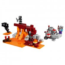 LEGO Minecraft The Wither 21126 stavebnice