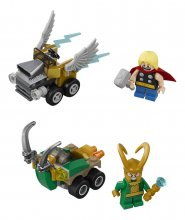 LEGO® Marvel Super Heroes™ Mighty Micros - Thor vs. Loki