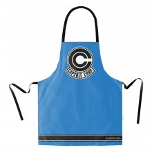 Dragon Ball cooking apron Capsule Corp.