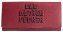 Bad Mother Fucker Ladies Clutch / Wallet Logo