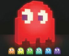 Pac-Man LED lampa Ghost 20 cm