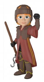 Harry Potter Rock Candy Vinyl Figure Ron in Quidditch Uniform 13