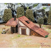 Age of Fantasy ColorED Miniature Gaming Model Kit 28 mm The Anvi