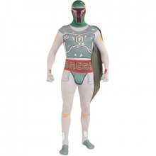 Star Wars 2nd Skin kombinéza jumpsuit Boba Fett