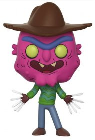 Rick a Morty POP! Animation Vinylová Figurka Scary Terry 9 cm