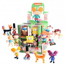 Nickelodeon Splat Action Vinyls mini figurky 8 cm Wave 1 Display