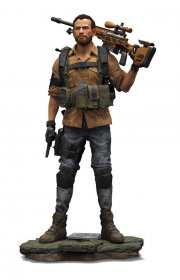 Tom Clancy's The Division 2 PVC Socha Brian Johnson Agent 25 cm