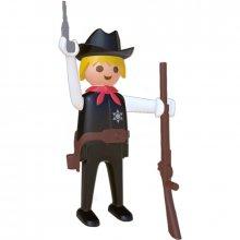Figurka Playmobil Nostalgia Collection Sheriff 25 cm