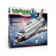 Wrebbit The Classics American Icons Collection 3D Puzzle Space S