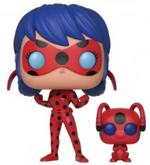 Miraculous: Tales of Ladybug & Cat Noir POP! Animation Vinyl Fig