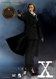 The X-Files Akční figurka 1/6 Agent Scully Deluxe Version 28 cm