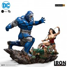 DC Comics Diorama 1/6 Wonder Woman Vs Darkseid by Ivan Reis 54 c