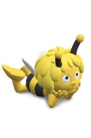 Maya the Bee Figure Maya (lying) 5 cm