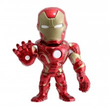 Marvel Metals Diecast mini figurka Iron Man 10 cm