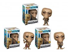 Valerian and the City of a Thousand Planets POP! Movies Figures