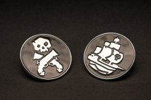 Sea of Thieves Pin Badge 2-Pack