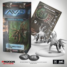 AvP Tabletop Game The Hunt Begins Expansion Pack Predator Hellho