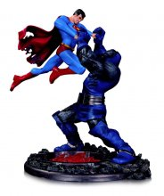 DC Comics Socha Superman vs. Darkseid 3nd Edition 18 cm