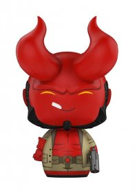 Hellboy Dorbz Vinylová Figurka Hellboy with Horns 8 cm