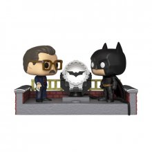 Batman's 80th POP! Movie Moment Vinylová Figurka Batman with Lig
