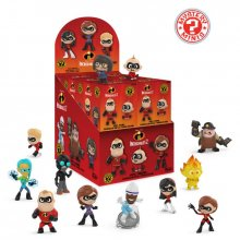Incredibles 2 Mystery Minis Vinyl Mini Figures 6 cm Display Clas