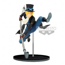 One Piece BWFC PVC Socha Sabo Normal Color Ver. 20 cm